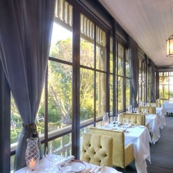 3 Course Dinner for two people at Darleys Restaurant