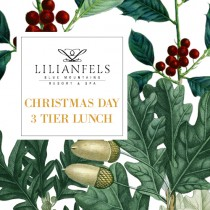 Lilianfels 3 Tier Christmas Lunch