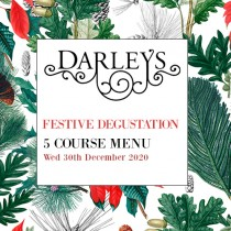 Darleys Festive Degustation - 30th Dec 2020
