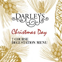 Darleys 7 Course Christmas Dinner