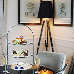 Afternoon Luxurious High Tea for Two